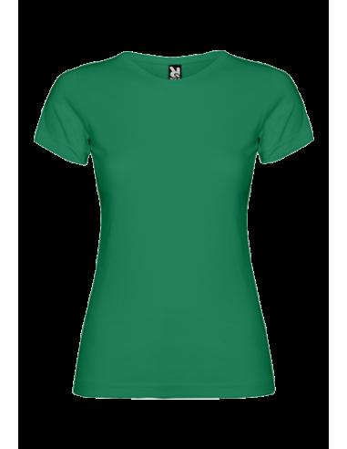Camiseta Manga corta algodón Mujer
