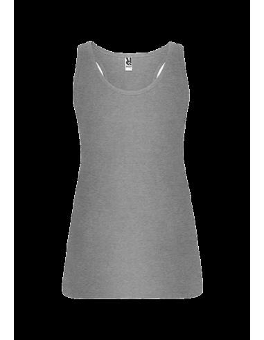 Camiseta Tirantes algodón Mujer