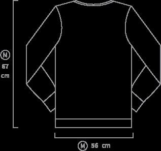 Medidas Camiseta Top